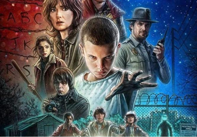 начало съемок третьего сезона странных дел ознаменовалось загадочным