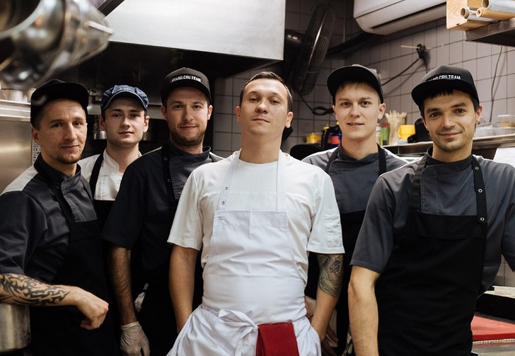 Фото №2 - Андрей Илюшин раскрыл секреты кухни Grand Cru