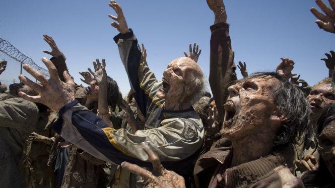 Фото №5 - Пять научно обоснованных причин, почему стоит бояться зомби-апокалипсиса