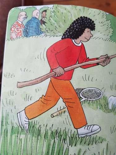 Фото №1 - Священник-педофил, групповой секс и гепатит: непристойные пасхалки в книге для малышей