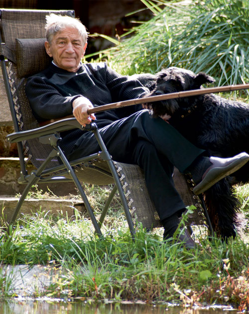 Фото №1 - Эдуард Успенский: «Чебурашка сам по себе — я сам по себе»