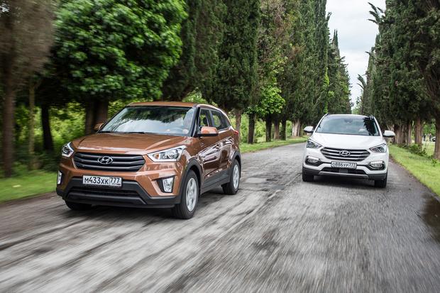 Фото №2 - Появился Hyundai Creta 2018 модельного года