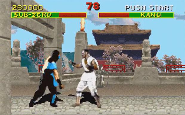 Фото №2 - Журналисты MAXIM были жестоко избиты в игре Mortal Kombat 11