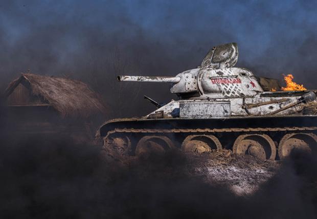 Фото №1 - Финальный победоносный трейлер военной драмы «Т-34»
