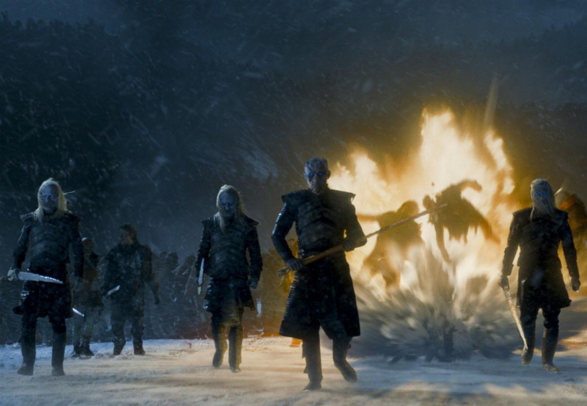 Сюжет седьмого сезона «Игры престолов» просочился в Сеть!