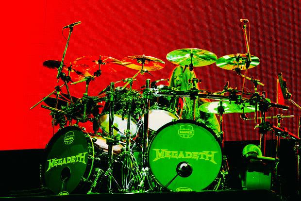 Фото №25 - Megadeth подняли температуру в Москве — посмотри и приобщись!