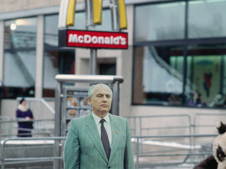 Фото №1 - Как уходил СССР: 75 фото легендарного американского фотожурналиста