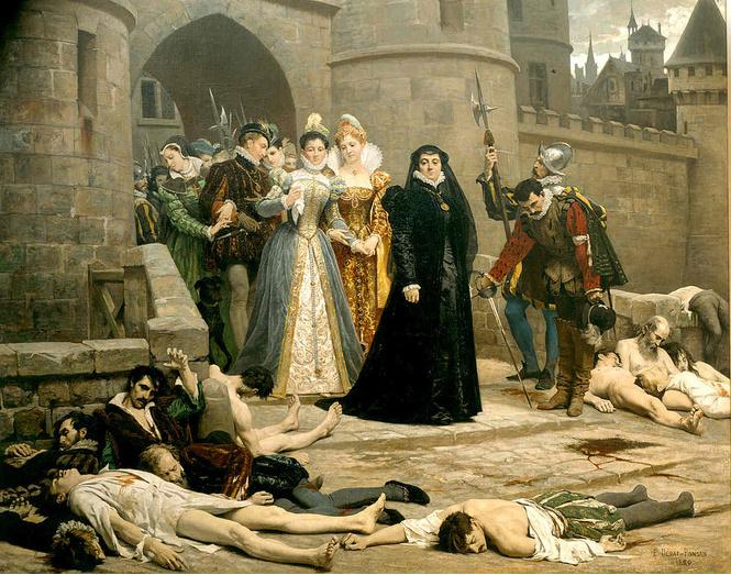 9 фактов о самой кровавой ночи в истории