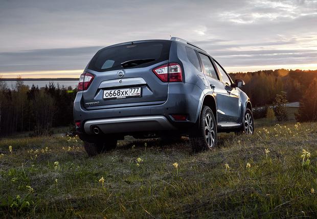Фото №5 - Угловыпрямитель: знакомься с Nissan Terrano