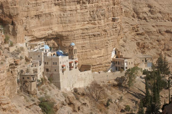 Фото №3 - Идея для библейского отпуска: Монастырь Св. Георгия, Израиль