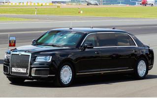 Купить лимузин как у Владимира Путина можно будет только в 2020 году