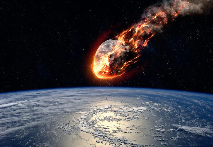 Фото №1 - Как уничтожить астероид ядерным взрывом (рецепт российских ученых со смешными картинками)