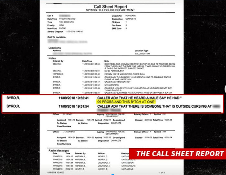 Фото №2 - В США парень процитировал по телефону Jay Z, и к нему ворвались копы. Нет, не потому, что в Штатах запретили рэп