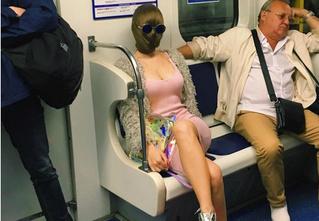 Странный женский «Инстаграм»: Мисс Шерстяное Лицо
