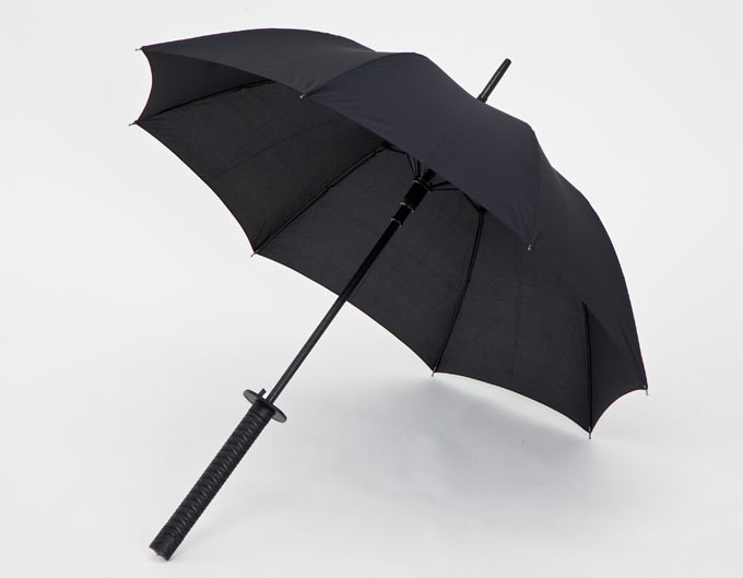 Фото №3 - Зонт для самурая