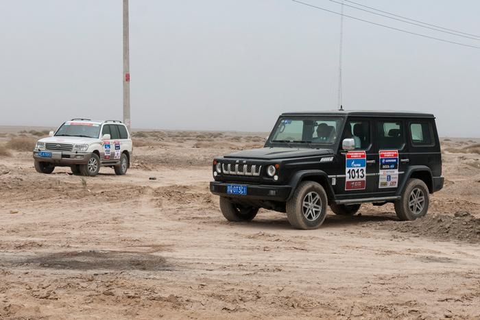 Фото №48 - В пекло и обратно: пытаемся проверить, что умеет Toyota Land Cruiser