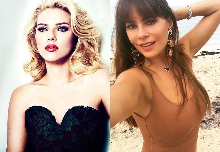Фото №1 - 15 самых сексуальных актрис Голливуда — с точки зрения женщин