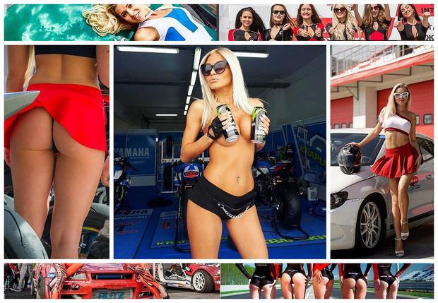 Фото №1 - Оцени «Инстаграм» горячих grid girls автодрома «Нижегородское кольцо»