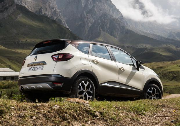 Фото №2 - Renault Kaptur получил версию Extreme. Нет-нет, это безопасно
