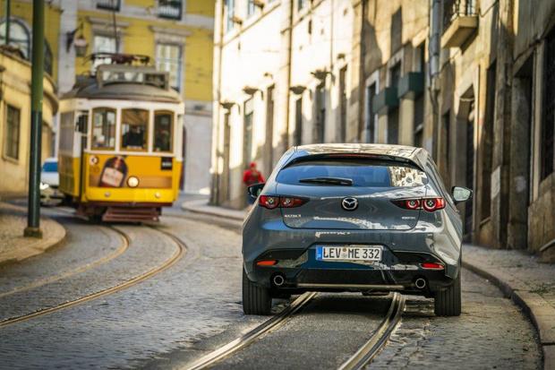 Фото №4 - Новую Mazda 3 уже можно купить в России