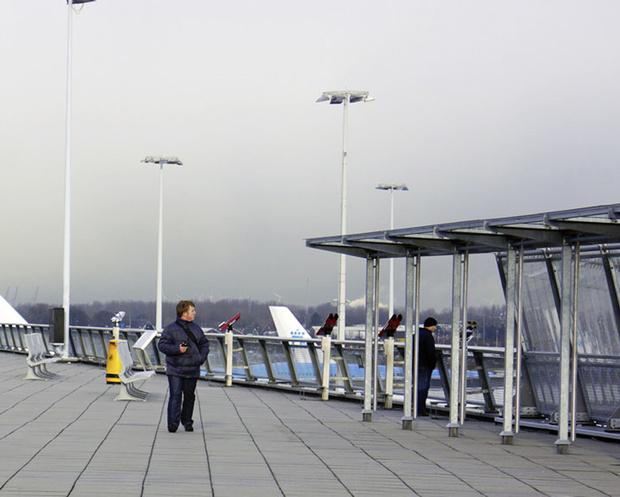 Фото №2 - Как развлечься в аэропорту
