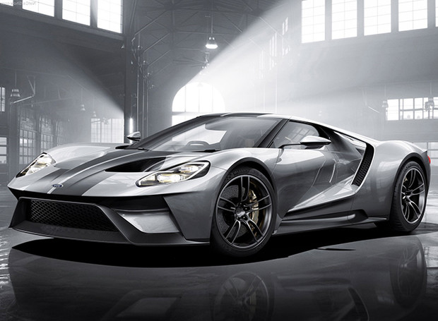 Ford GT 2017-го года
