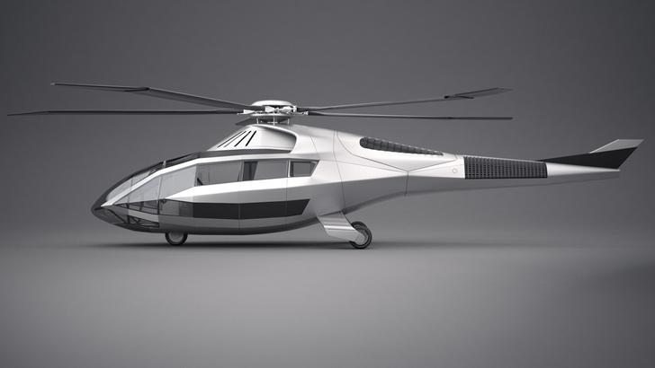 Фото №7 - Компания Bell построила вертолет будущего