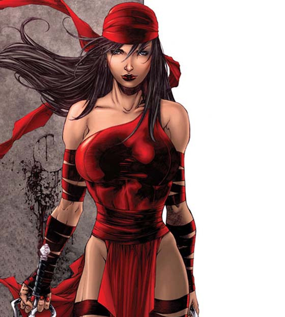 Фото №16 - 20 самых горячих героинь комиксов