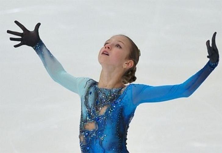 Фото №1 - Кто эта Александра Трусова, которая потрясла весь мир фигурного катания?