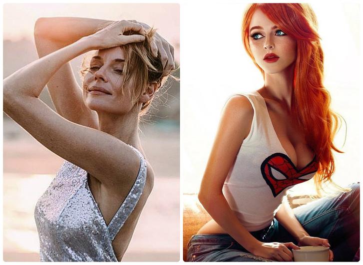 Фото №1 - Любовь Толкалина, Хэлли Бэрри и другие самые соблазнительные девушки недели
