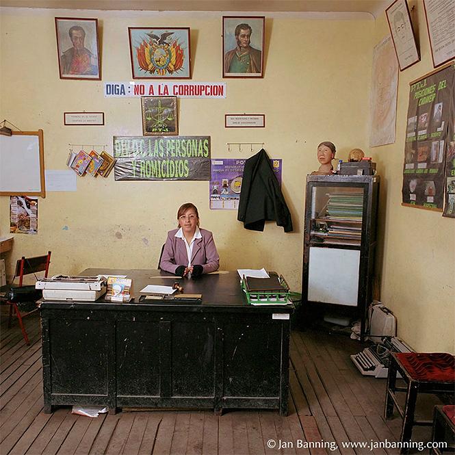 Фото №11 - Как выглядят кабинеты чиновников и служащих в разных странах