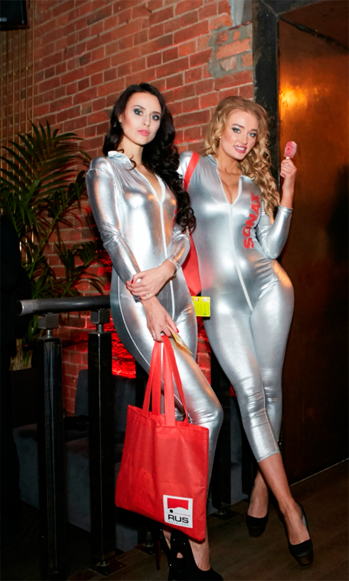 Конкурс мокрых маек прошел при поддержке SONAX — бренда автокосметики №1 из Германии