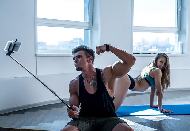 Фото №1 - Исследование: занятия спортом портят сексуальную жизнь мужчинам