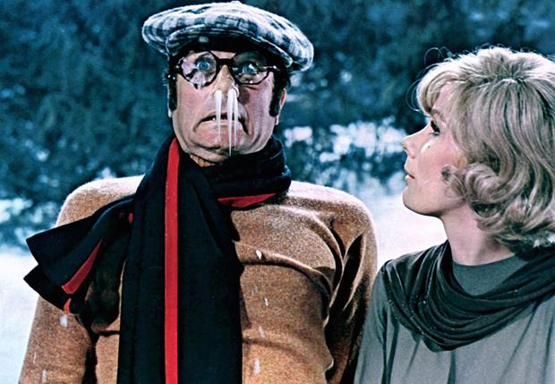Фото №1 - Почему на морозе течет из носа
