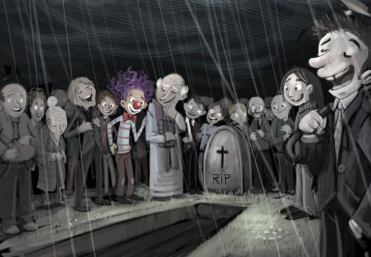 Фото №7 - Зловредные мертвецы: 15 легендарных завещаний