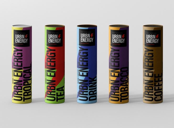 Фото №1 - URBN ENERGY: новые жидкости для электронных сигарет