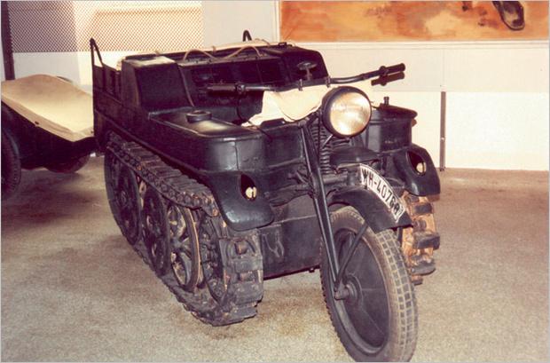 Фото №18 - Бесславные ублюдки: самые уродливые танки, созданные за всю историю вооружений