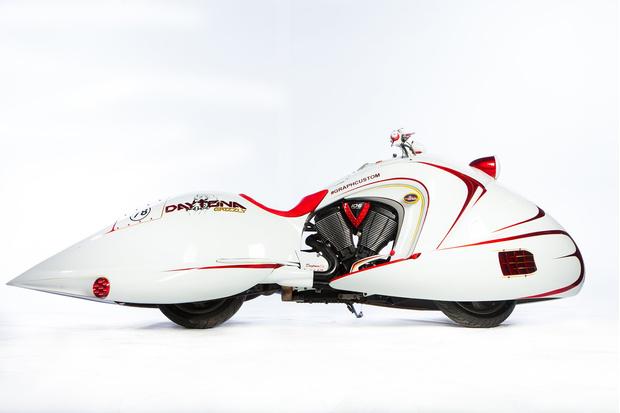 Фото №2 - Пять самых крутых мотоциклов года из России