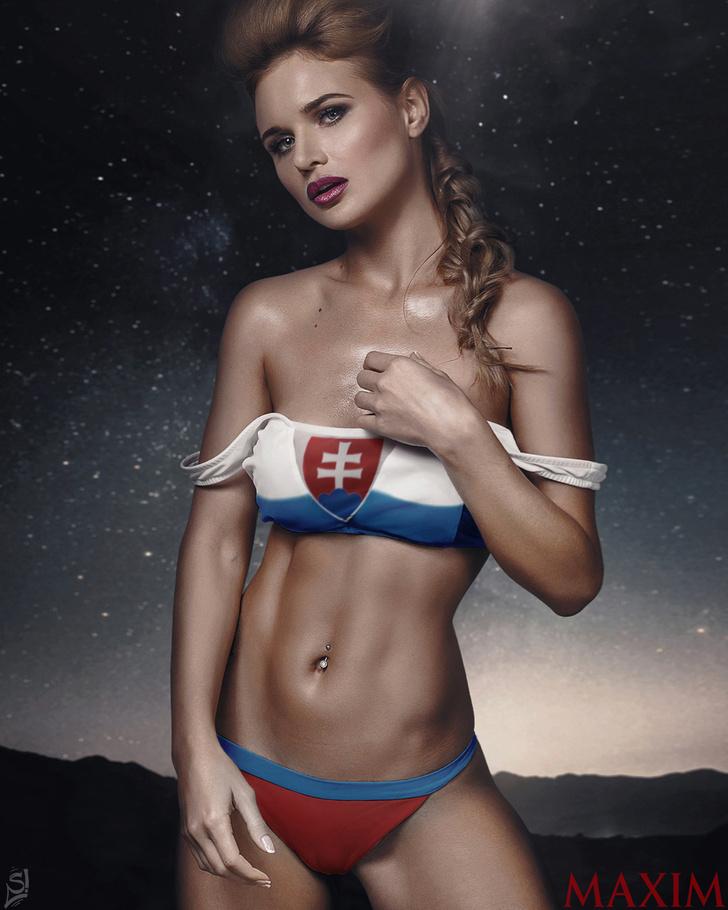 Чемпионат Европы по футболу–2016: краткий обзор команд-участниц группы B — с моделями вместо скучных иллюстраций! Словакия
