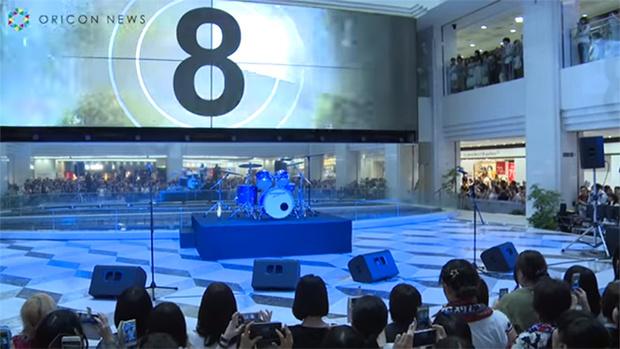 Фото №1 - Японская группа обрадовала фэнов рекордным концертом длиной в 8 секунд!