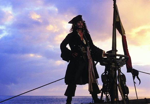 Фото №1 - 6 фактов о фильме «Пираты Карибского моря»