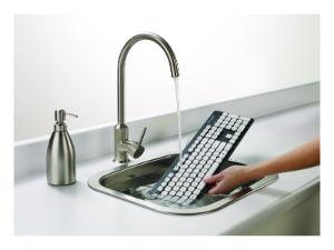 Новое слово в мытье клавиатуры!
