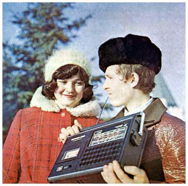 Фото №51 - Советская реклама гаджетов