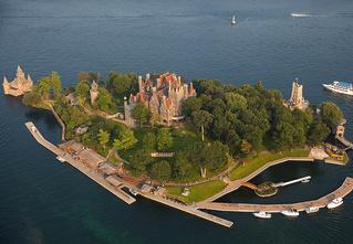 Идеи для отпуска: замок Больдта, США