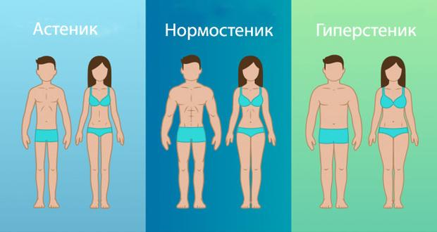 Фото №2 - Простой способ узнать тип своего телосложения