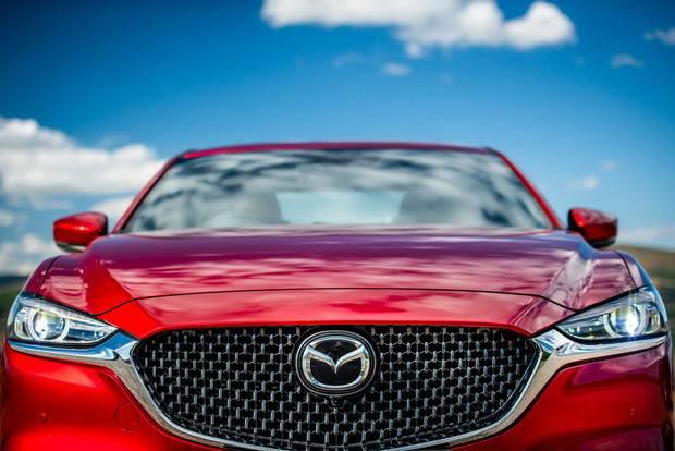 Фото №3 - 5 причин влюбиться в новую Mazda 6