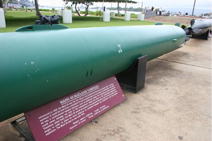 Фото №2 - 9 быстрых фактов о торпедах