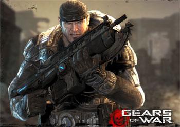 Фото №1 - Здравствуйте, я ваше ретро: Gears of War