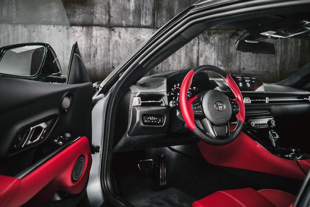 Фото №4 - Уловка-22: российская квота на Toyota Supra оказалась преступно скромной