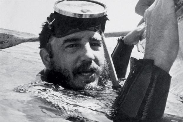 Фото №6 - 13 самых невероятных попыток убить Фиделя Кастро